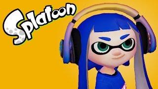 Team Headphones! (Splatoon Funny Moments) by SkulShurtugalTCG