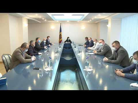 Președintele Republicii Moldova, Maia Sandu, a avut o întrevedere cu agricultorii