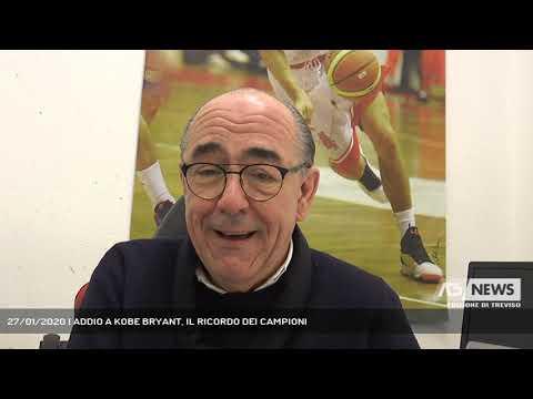 27/01/2020 | ADDIO A KOBE BRYANT, IL RICORDO DEI CAMPIONI