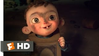The Boxtrolls (2/10) Movie CLIP - Raised by Boxtrolls (2014) HD