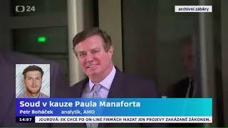 Soud v kauze Paula Manaforta