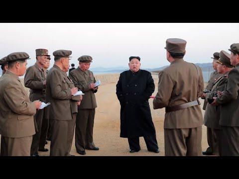 Nordkorea testet offenbar neue
