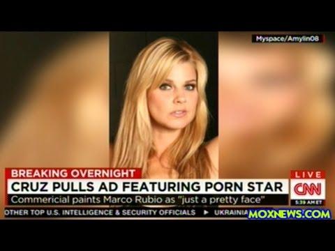 Ted Cruz Pulls TV Ad Featuring Pornstar