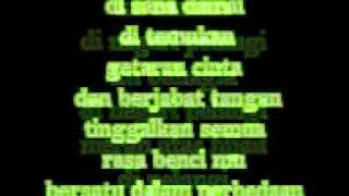Ras muhamad Feat Tony Q - Negeri Pelangi