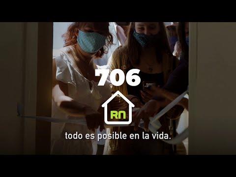 706 viviendas entregadas durante la pandemia