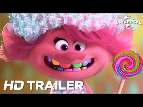 Trolls 2 - Trailer Oficial (Universal Pictures) HD