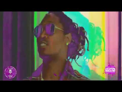 Future x DJ Esco x Fabolous - Check On Me (Official Chopped Video) 🔪&🔩 Actavis