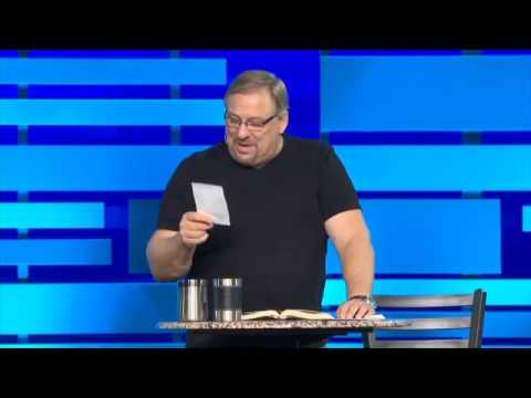 How We're Getting Through - How to Get Through What You're Going Through Intro. - Rick Warren