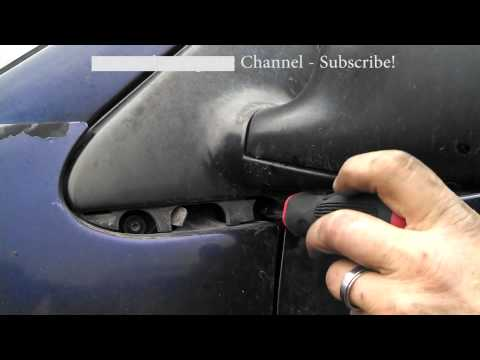 Side mirror replacement 1996-2000 Dodge Caravan Chrysler Town and Country Plymouth Voyager