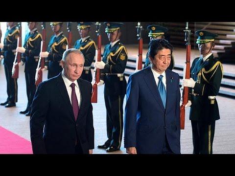 Ρωσία – Ιαπωνία: Δειλά βήματα για την επίλυση της ιστορικής διαμάχης στα νησιά Κουρίλες