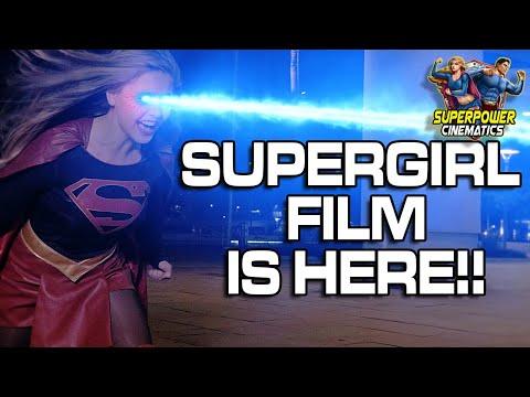 Supergirl Short Film