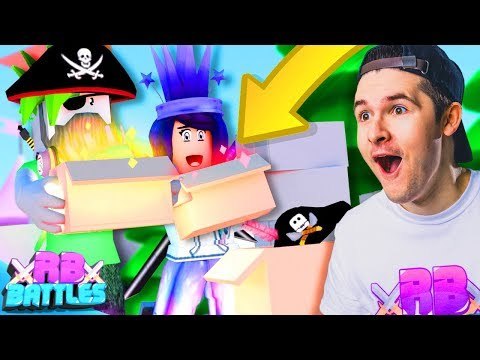 UNBOX THE BEST HAT IN UNBOXING SIMULATOR AND WIN $10,000 ROBUX (Roblox Battles)