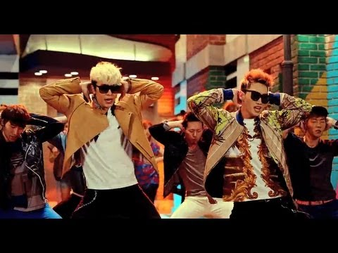 SUPER JUNIOR DONGHAE & EUNHYUK / 「I WANNA DANCE」/MUSICVIDEO (Short ver.)