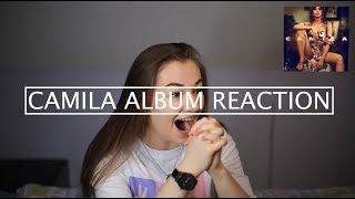 Download Video Camila Cabello Debut Album Reaction | CAMILA MP3 3GP MP4