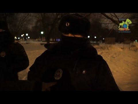 Парк Торфянка. Полицейская воля РПЦ.