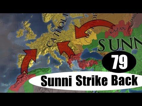 There Can Be No Peace! [79] Sunni Strike Back Kazan Multiplayer Europa Universalis 4