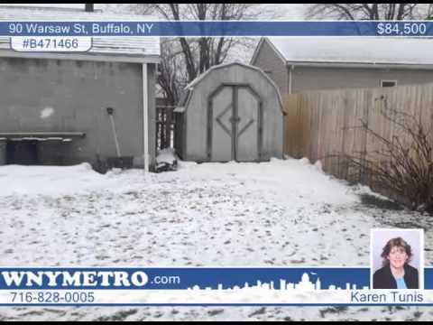 90 Warsaw St  Buffalo, NY Homes for Sale | wnymetro.com