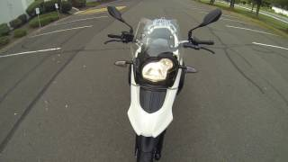 5. Review for 2011 BMW G650GS Motocycle