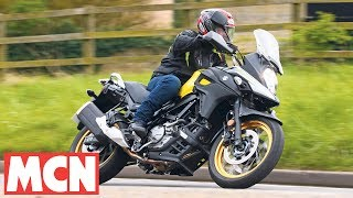 10. Suzuki V-Strom 650 XT review | Long term update | Motorcyclenews.com