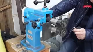 Ручные вальцы MSR 1308 MetalMaster