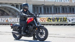 7. 2017 Honda Rebel 500 Review | 4K