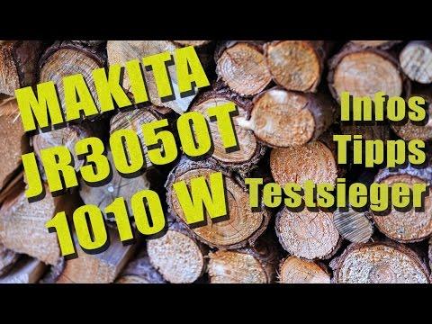 Säbelsäge Makita JR3050T Reciprosäge 1010 W | Infos, Tipps und Testsieger | SaebelSaegen.net