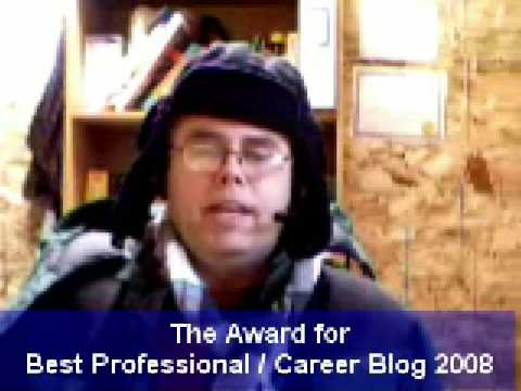 Best Professional/Career Blog of 2008