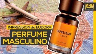 O MHM viajou até Curitiba para conhecer a fábrica de Eudora e seu novo perfume masculino, o Impression.Confira mais links sobre perfumes masculinos:● 10 Perfumes Masculinos Nacionais que você precisa conhecer: http://manualdohomemmoderno.com.br/estilo/10-perfumes-masculinos-nacionais-que-voce-precisa-conhecer● 10 Perfumes masculinos para usar no trabalho: http://manualdohomemmoderno.com.br/estilo/10-perfumes-masculinos-para-usar-no-trabalho● 5 Dicas para fazer o perfume durar mais no corpo: http://manualdohomemmoderno.com.br/estilo/5-dicas-para-fazer-o-perfume-durar-mais-no-corpo● 15 Melhores perfumes masculinos internacionais: http://manualdohomemmoderno.com.br/estilo/15-melhores-perfumes-masculinos-internacionaisSaiba onde encontrar o MHM:● Facebook: https://www.facebook.com/ManualdoHomemModerno● Instagram: https://instagram.com/blogmhm