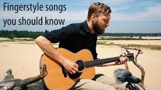 Video 3 Amazing Folk/Blues Fingerstyle Songs For Guitar! MP3, 3GP, MP4, WEBM, AVI, FLV Juni 2018