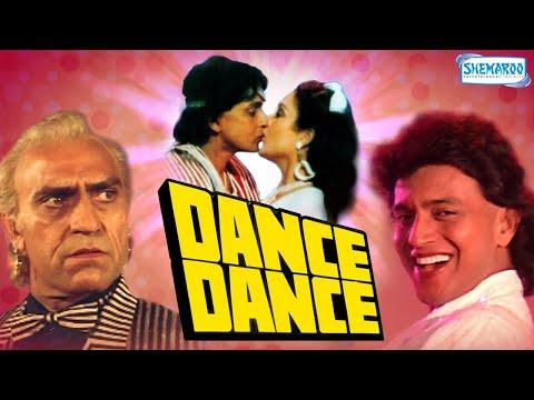 Video Dance Dance (1987) - Hindi Full Movie - Mithun Chakraborty - Smita Patil - Mandakini -80's Hit Movie download in MP3, 3GP, MP4, WEBM, AVI, FLV January 2017