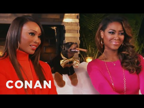 Triumph Visits The Real Housewives Of Atlanta