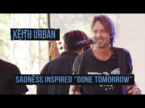 Death of Keith Urban's father inspired a song on the Ripcord album