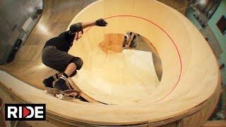 Video Tony Hawk Skates First Downward Spiral Loop - BTS MP3, 3GP, MP4, WEBM, AVI, FLV Juni 2017
