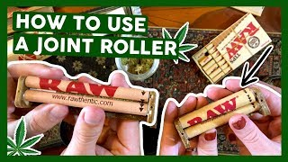 How to Use a Joint Rolling Machine (4:20 Tutorial) by That High Couple