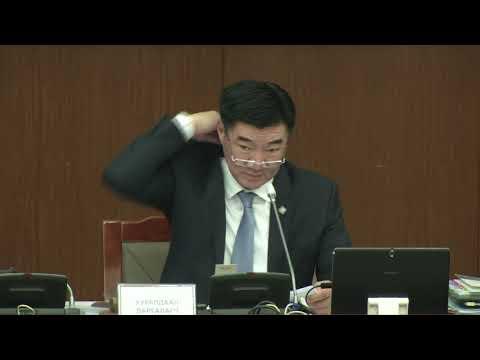 Г.Дамдинням: Дээд шүүхийн шүүгчийг сонгохдоо нийтийн сонсгол хийх үү?