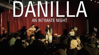 Video DANILLA | An Intimate Night ( Live at Rumah Opa, Malang, Indonesia ) MP3, 3GP, MP4, WEBM, AVI, FLV September 2018