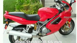 5. Ducati ST4S -  Top Speed Specification Specs Info Engine Dealers Features Details Transmission