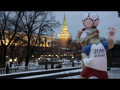 Decorados de uñas - El Kremlim de Moscú y el NUEVO Parque Zaryadye