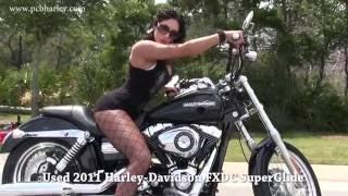 5. 2011 Harley Davidson Dyna Superglide for sale in Atlanta