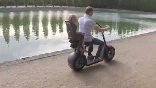 7. eGroov - First All Road, All-Wheel Drive Electric Scooter