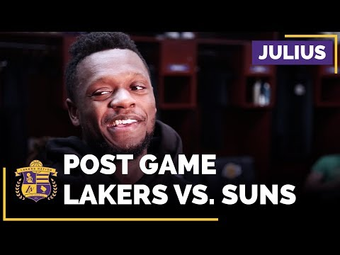 Video: Julius Randle On Josh Hart: