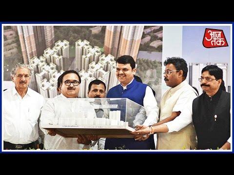 Mumbai Metro: CM Devendra Fadnavis Kicks Off Redevelopment Of BDDChawls