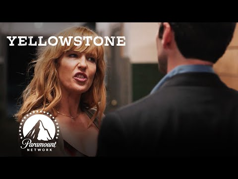 Beth & Jamie's Troubled Past | Yellowstone | Paramount Network