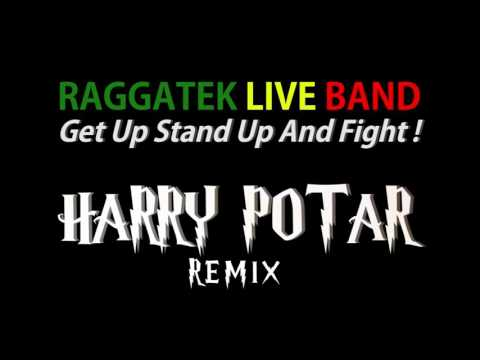 RLB RMX - Get Up Stand Up And Fight (HARRY POTAR Remix) (видео)