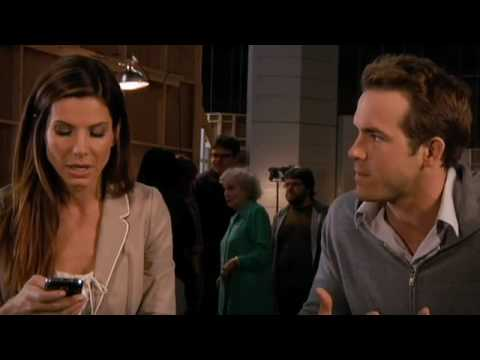 Ryan Reynolds Rage on Set of The Proposal