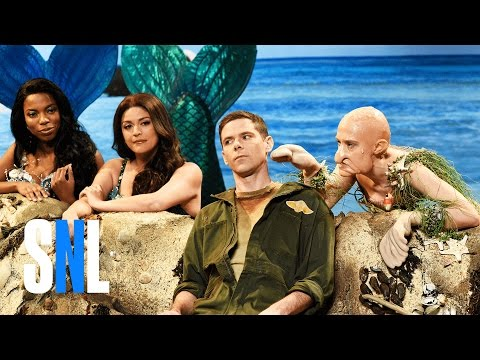 Saturday Night Live Shud the Mermaid