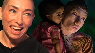 """American Horror Story"" Star Naomi Grossman on Playing Pepper"
