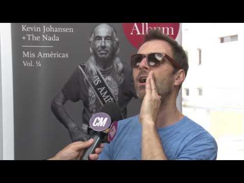 Kevin Johansen video Presenta