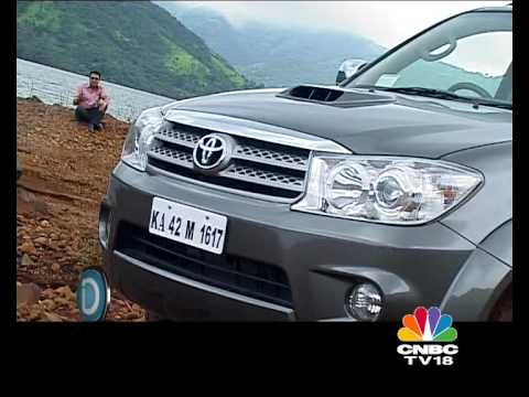 Toyota Fortuner – Overdrive First Drive