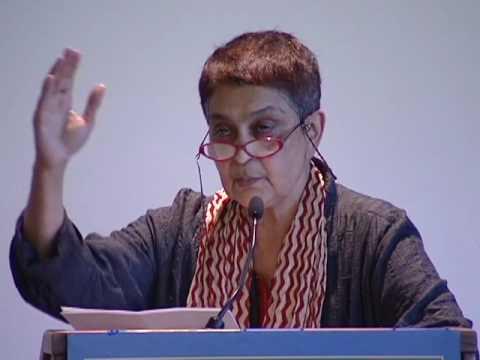 BBRG PRESENTS: Gayatri Chakravorty Spivak on Situating Feminism